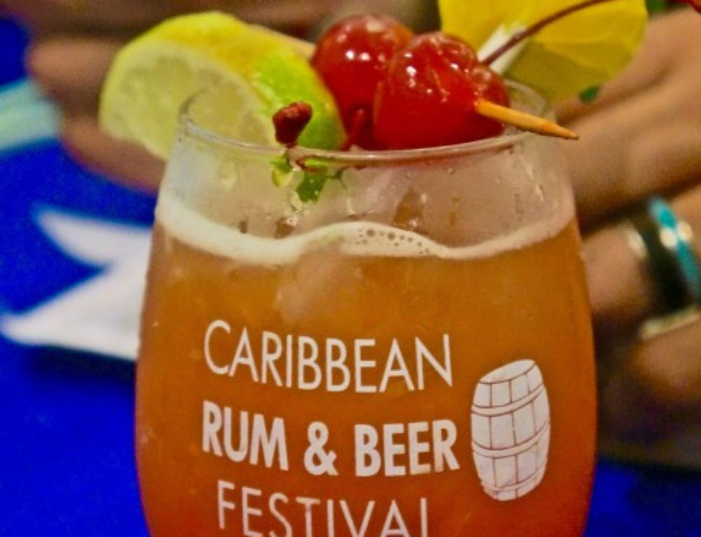 Caribbean Rum & Beer Festival Wins International Travel Award