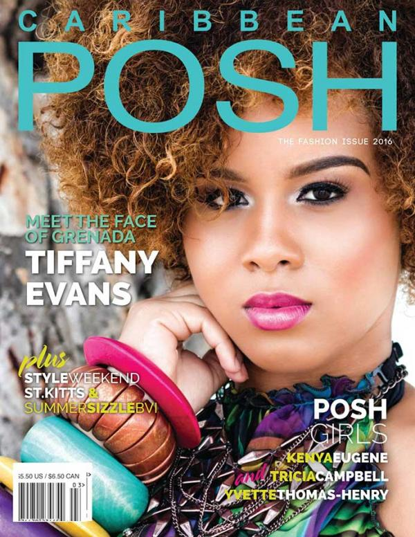 Caribbean POSH: The Fashion Issue 2016