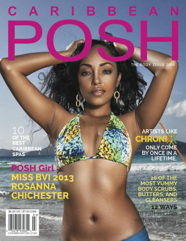 Caribbean POSH: The Body Issue 2014