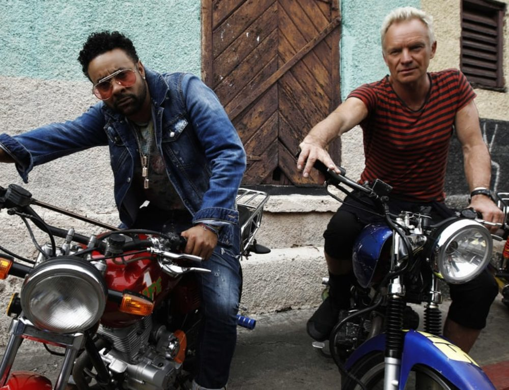 "The Best Collaboration in History is Sting and Shaggy: ""Don't Make Me Wait"""