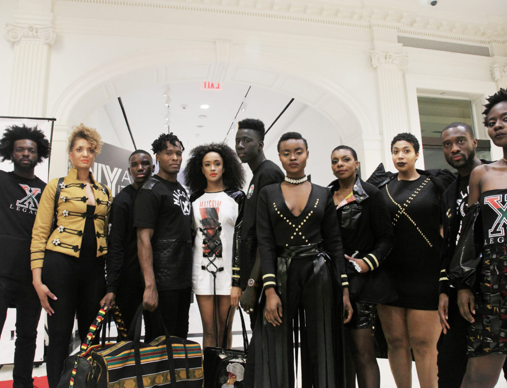 NYFW 18 -HFW Malcolm X Legacy Collection