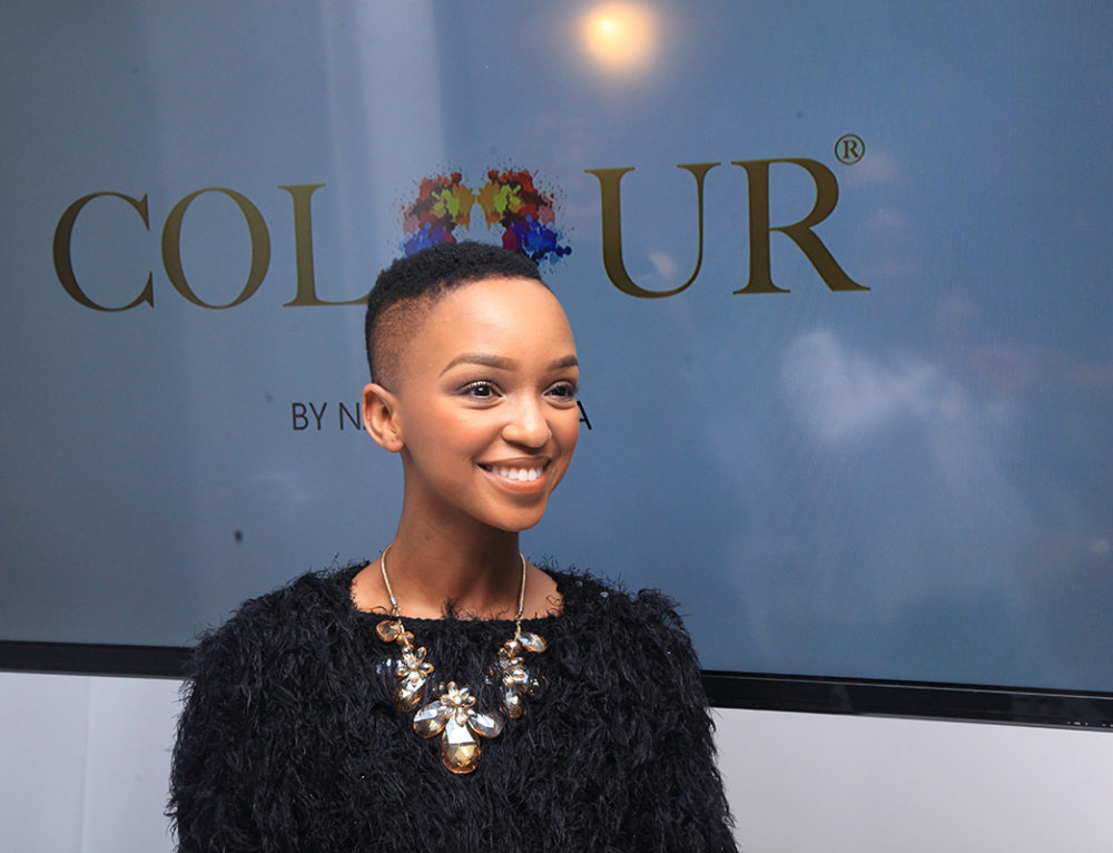 COLOURS by Nandi Madida