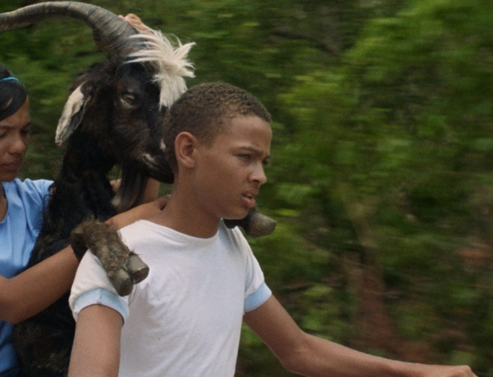 """Bad Lucky Goat"" Film at The Caribbean Film Series"