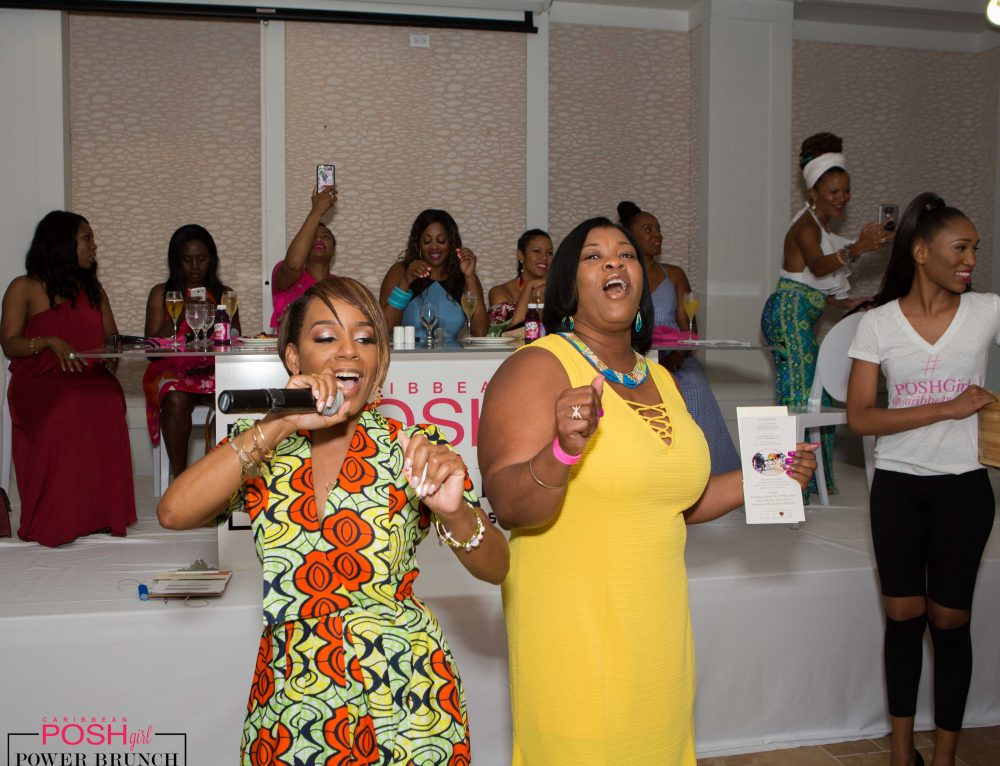 "CARIBBEAN POSH MAGAZINE SHOWS ""RESILIENCE"" WITH THE RETURN OF THE POSHGIRL POWER BRUNCH"