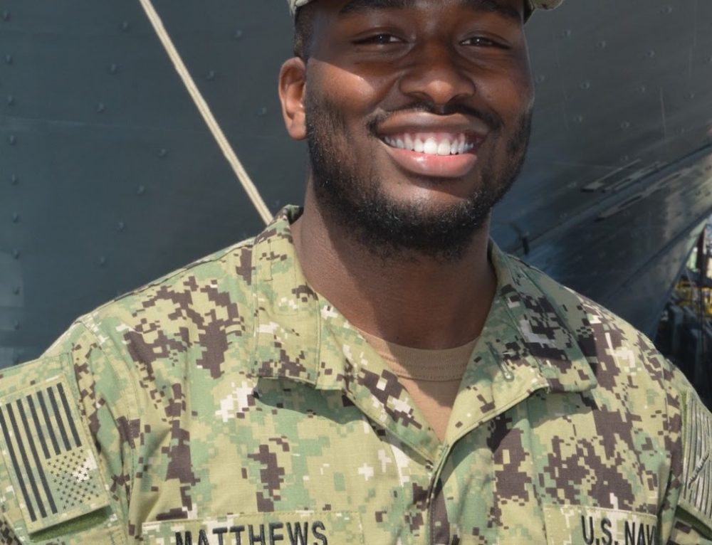 "St. Croix native serves on a ""city at sea"" aboard Navy's largest amphibious warfare ship"