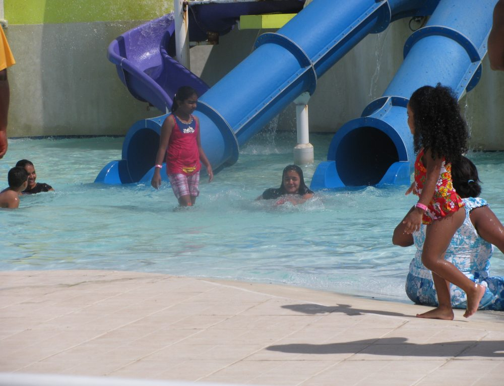 Trinidad's Ultimate Water Parks