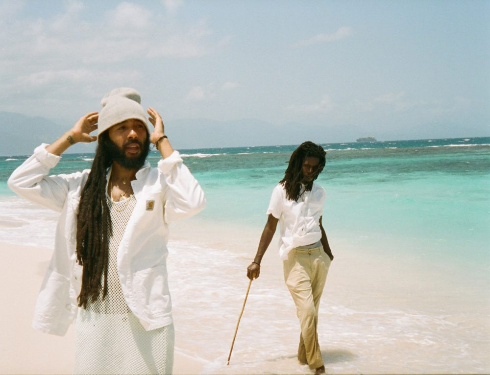 "PROTOJE & CHRONIXX RETURN TO THE SCREEN  FOR CINEMATIC VISUAL OF ""NO GUARANTEE"""