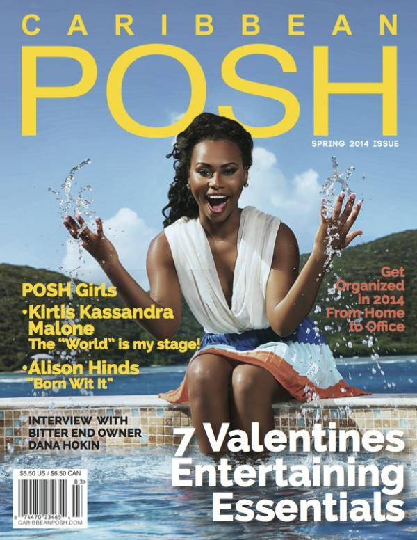 Caribbean Posh Spring 2014