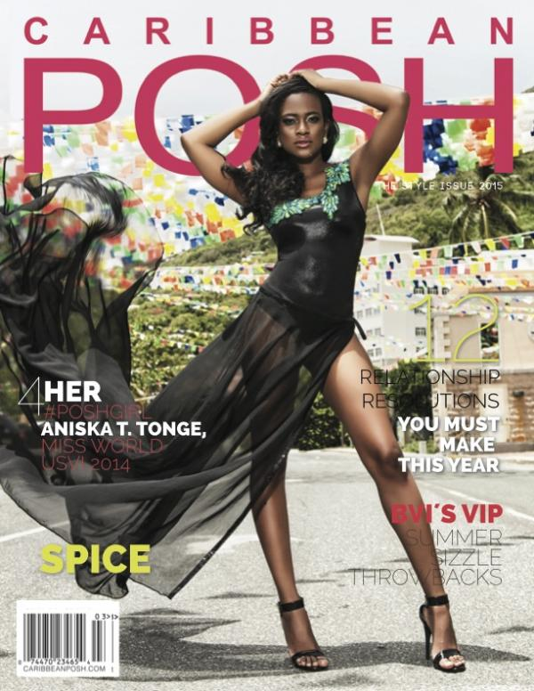 Caribbean Posh: The Style Issue 2015