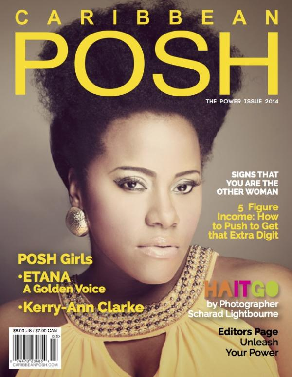 Caribbean Posh: The Power Issue 2014