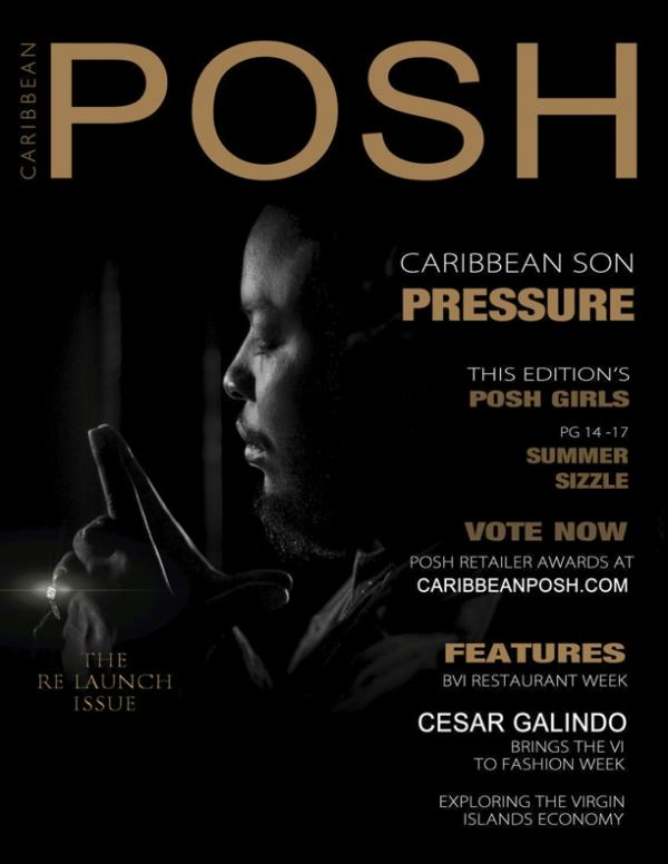 Caribbean Posh: Fall 2013